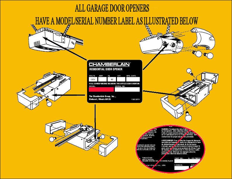 Liftmaster Opener Motorhead Parts Diagram