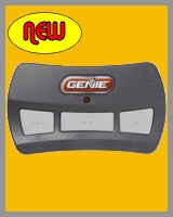 Genie Gitr 3 3 Button Remote Intellicode 390mhz