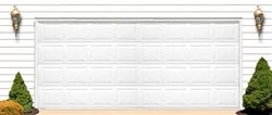 Windsor Model 790 Garage Door Insulated Steel Front