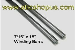 7 16 Quot X 18 Quot Long Winding Bars Pair